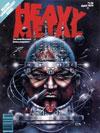 magazine cover Appearances Heavy Metal April 1979