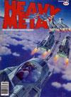 Richard Lon Cohen magazine cover Appearances Heavy Metal December 1979