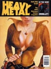 magazine cover Appearances Heavy Metal April 1982