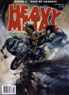 Dayak 3 - Zaks by Adamov Illustrated Fantasy Magazine Heavy Metal Magazine Back Copies Magizines Mags