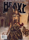 Heavy Metal March 2006 magazine back issue