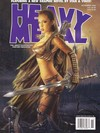 Heavy Metal November 2006 magazine back issue