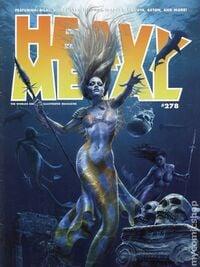 Heavy Metal # 278, January 2016 magazine back issue