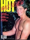 Hot Male Review January 1987 magazine back issue