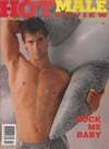 hot male review magazine 1989 back issues hottest gay xxx man porn erotic spread huge cocks tight ab Magazine Back Copies Magizines Mags