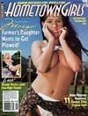 Hometown Girls September 2000 magazine back issue