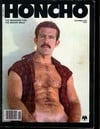 Honcho November 1978 magazine back issue