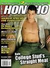 Devon Cade magazine cover Appearances Honcho December 2005