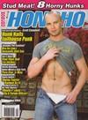 Honcho September 2009 magazine back issue