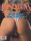 Hustler Honey Buns # 3 magazine back issue