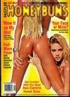 Hustler Honey Buns # 10 magazine back issue