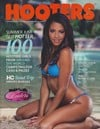 Hooters July 2014 magazine back issue