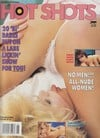 Hot Shots Vol. 3 # 1 magazine back issue cover image
