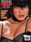 Racquel Darrian Hot Talk January 1995 magazine pictorial