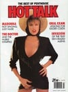 Racquel Darrian magazine cover Appearances Hot Talk March 1995
