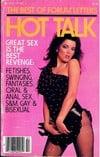 Hot Talk # 7 magazine back issue
