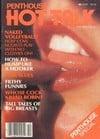 Hot Talk # 10 magazine back issue