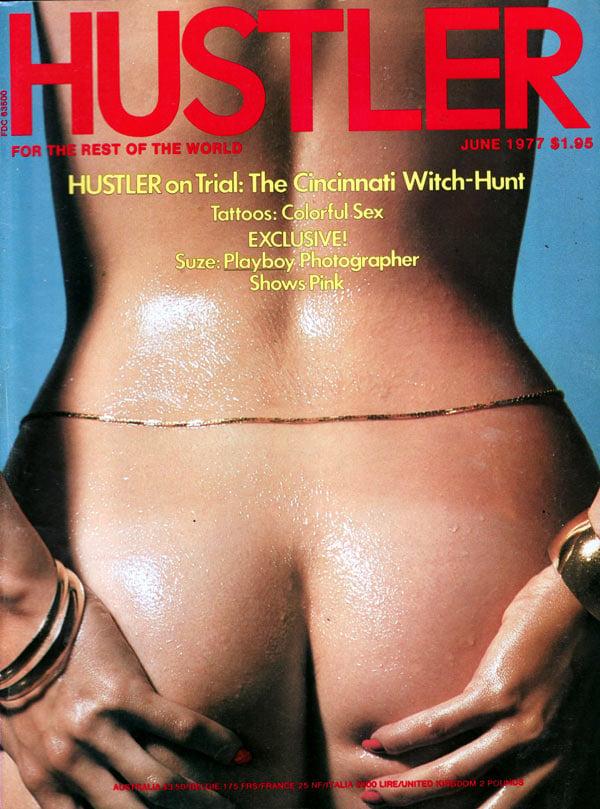 Hustler june 1977