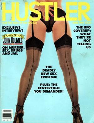 Hustler Magazine Join