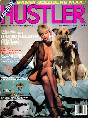 Want hustler feb 1984 pdf larry Amazing ass