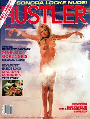 Hustler may 1993 toc