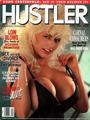 Hustler Cassie wilson in