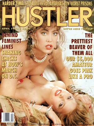 Hustler may 1993 larry flint nissan pity