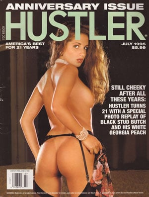 Excellent, agree Hustler magazine black nude this