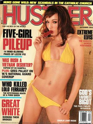 Nuns porn hustler