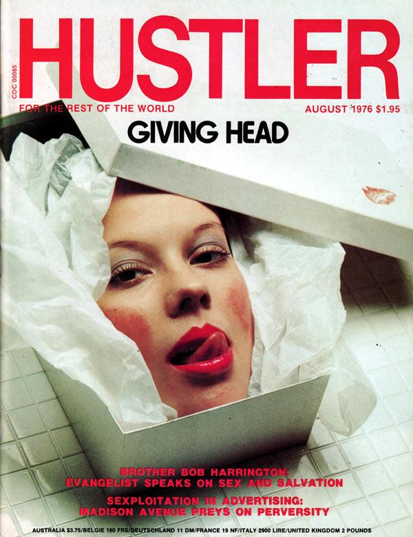 Hustler magazine pictures 1976