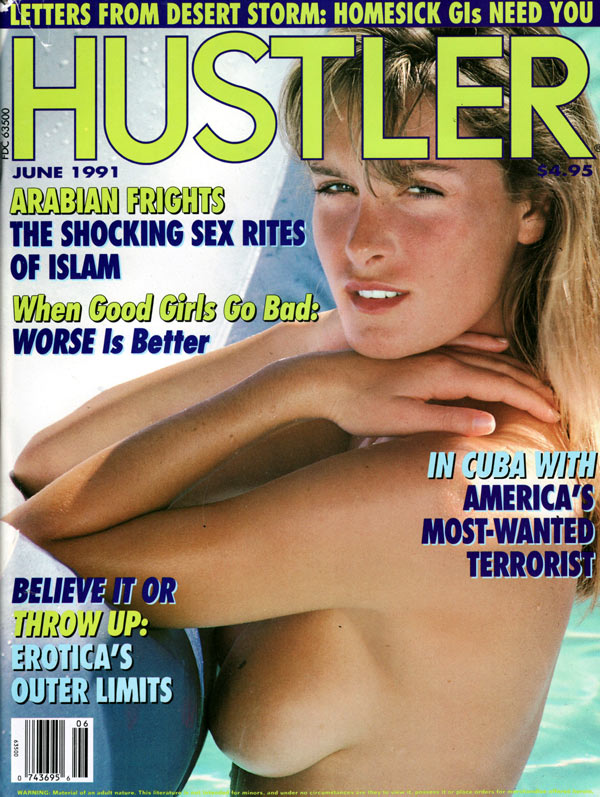 She's fit. hot letters hustler ONE THE