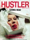 Hustler August 1976 magazine back issue
