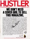 Hustler March 1978 magazine back issue