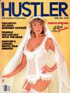 Hustler April 1983 magazine back issue