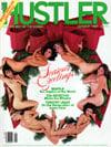 Hustler January 1985 magazine back issue