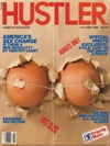Hustler October 1986 magazine back issue