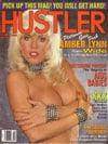 Amber Lynn magazine cover Appearances Hustler April 1990