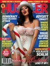 Hustler Holiday 2005 magazine back issue cover image