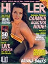 Suze Randall Hustler March 2006 magazine pictorial