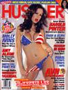 McKenzie Lee magazine cover Appearances Hustler July 2006