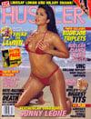 Sunny Leone magazine cover Appearances Hustler September 2006