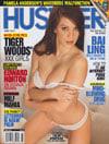 Hustler April 2010 magazine back issue