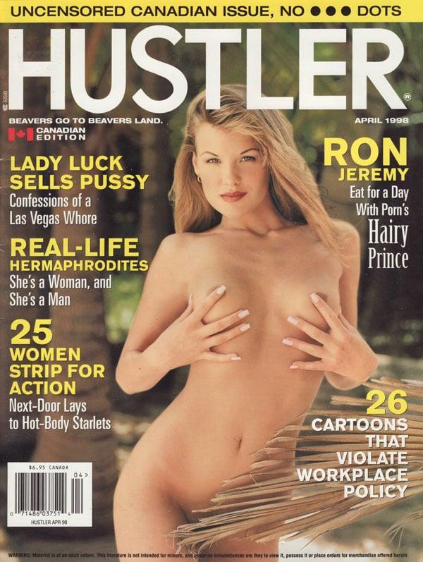 Nude woman hustler magazine — photo 1