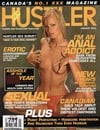 Michelle Sinclair Hustler Canada January 2003 magazine pictorial
