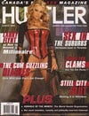 Suze Randall Hustler Canada August 2003 magazine pictorial