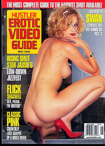 That's hustler erotic video guide may 1995