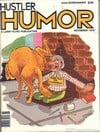 Hustler Humour November 1979 magazine back issue
