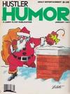 Hustler Humour January 1980 magazine back issue