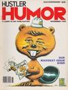 Hustler Humor November 1980 magazine back issue