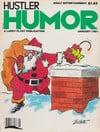 Hustler Humor January 1981 magazine back issue